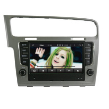 VW Golf 7 2013 GPS Car DVD-speler