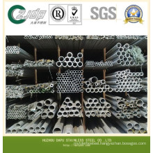 High Pressure Seamless Tubes Pipes Stainless Steel 316