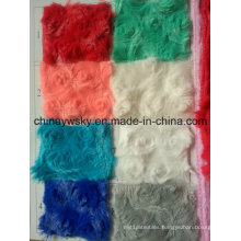 Fashionable China Manufactorer Polyester Spun PV Plush Fleece