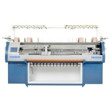 Computerized Flat Knitting Machine