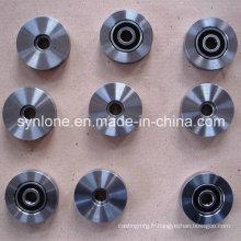 Précision adaptée aux besoins du client d'OEM usinant l'acier inoxydable