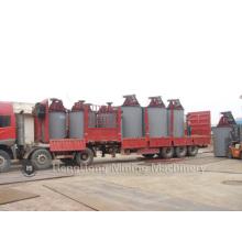 Alta Concentración Agitación del tanque de mezcla del mineral de suspensión uniforme