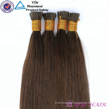 Keratin Fusion Brazilian Hair Straight Pre Bonded 32 Inch Micro Ring Hair Extensions