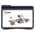 Automatic feeding and filling (can) packing machine
