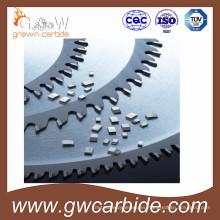 Consejos de sierra de carburo de tungsteno para cuchilla circular