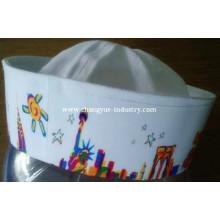 Promotion cotton sailor party travel hat