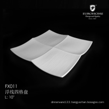 ceramic plates in guangzhou, porcelain dish and plate,dishes&plates FX011