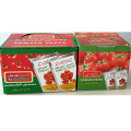 Standup pouch tomato paste 70g Al Mudhish brand