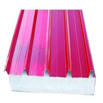 Corrugated EPS Sandwich Panel
