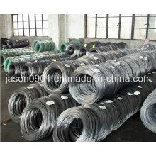 Alambre de acero, alambre de acero inoxidable, alambre del resorte Fabricante