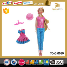 11.5 inches fashion barbie doll wholesale