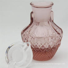 Seasoning Crystal Glass Bottle Vinegar Crystal Glass Bottle Soy Sauce Crystal Glass Bottle