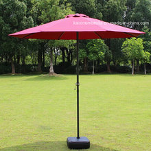 Paraguas de jardín al aire libre Big 48 Inches Umbrella