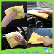 Car Glass Chamois Cleaning Cuci Mobil PVA Cloth