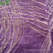 Tela del telar jacquar del Chenille de G44-255 de sofá/cortina/tapizar