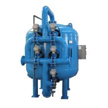 Precisión filtración presión arena y filtro de cama de carbono