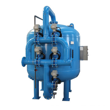Sable de filtration précis Sable et filtre de lit de carbone