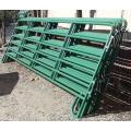 Panneaux de clôture de corral en acier robuste