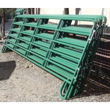 5FT X10FT Paneles de acero resistente de Corral