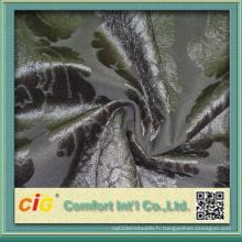 Imitated Cut Pile Sofa Tissu avec brosse Warp-Knitting Shsf04688