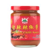 Accueil Sauce chili en bouteilles en verre
