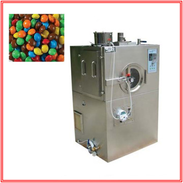 Máquina de revestimento de medicamentos para comprimidos e pílulas