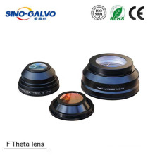 Yag focus lens for high precise laser marking machine