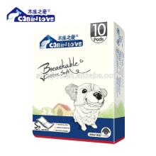 Animal uso descartável Puppy Pad