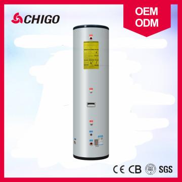 New source 9kw 18kw air source inverter heatpump water heater China supplier