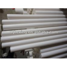 Moulé 6mm-330mm semi-fini blanc / noir Turcite-B PTFE / F4 / Teflon Rod / bar / round
