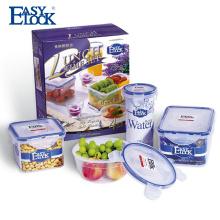 Заказ пищевой пластиковый контейнер для детей