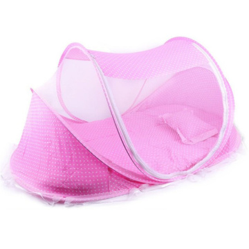 Venta al por mayor Pop Up Fashion Baby Mosquito Net