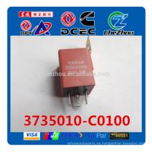Dongfeng DC 24v 130W intermitentes de dirección electrónicos relé 3735010-C0100