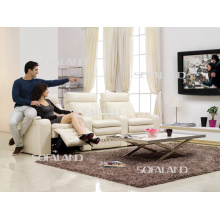 Home Furniture Cinema Canapé en cuir (920 #)