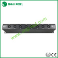 2016 New huge capacity dmx 512 rail switch LED controller