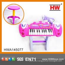 Teclado de piano electrónico