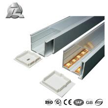 profil extrudé en aluminium imperméable pour led
