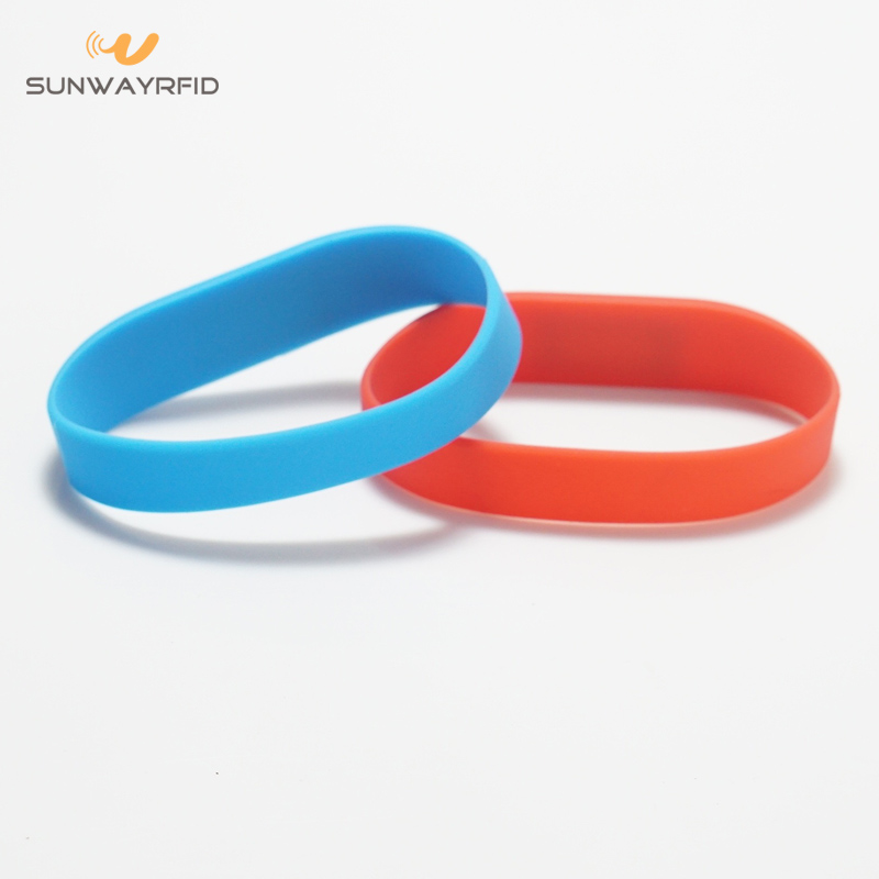 New Design Silicone Rfid Wristband