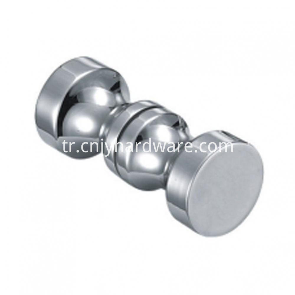 Zinc Alloy Bathroom Handles