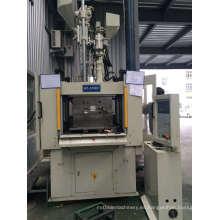 Máquina de inyección de torre giratoria central 210t para inyección de dos colores