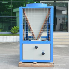 Scroll Type Compressor Small Aircooled Chiller