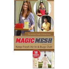 Puerta caliente de la pantalla de Hands-Free de la malla mágica