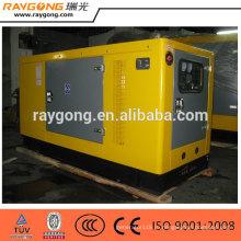140КВТ Молчком Тепловозный генератор для Сбывания