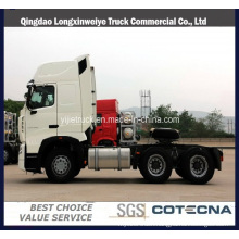 HOWO T7h 340HP 6X4 Tractor Truck