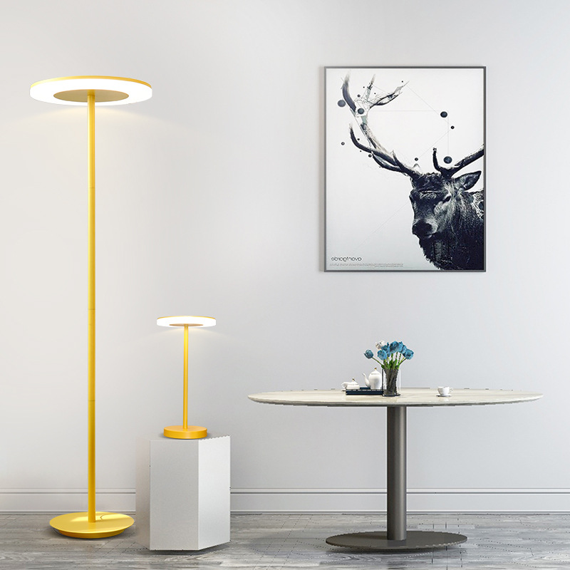 Applicantion Large Floor Lamp Design
