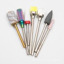 manicure pedicure set ceramic nail drill bits