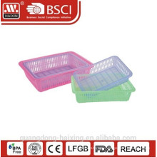 Hot-selling fruit vegetable colander/plastic sieve