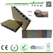 2016 New Style Co-Extrusion Hollow Decking USA