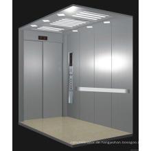 Summe Fahrstuhl mit deutscher Norm