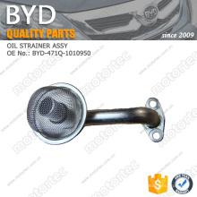 ORIGINAL BYD Parts ACEITE DEL COLADOR DE ACEITE BYD-471Q-1010950